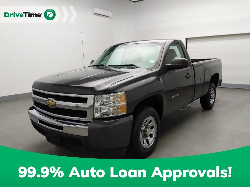 2011 Chevrolet Silverado 1500 in Stone Mountain, GA 30083-3215