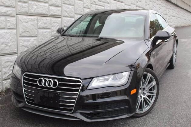 2012 Audi A7 in Decatur, GA 30032 - 1724350