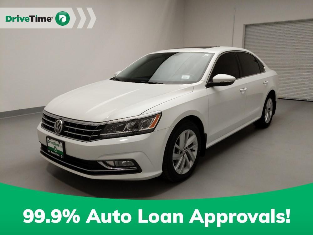 2018 Volkswagen Passat in Downey, CA 90241-5321