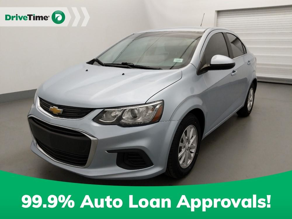 2017 Chevrolet Sonic in Stone Mountain, GA 30083-3215
