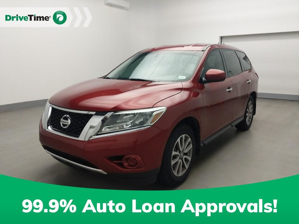 2014 Nissan Pathfinder in Stone Mountain, GA 30083-3215