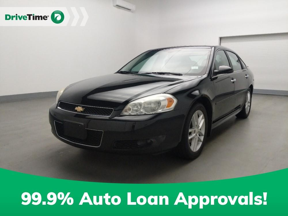 2013 Chevrolet Impala in Stone Mountain, GA 30083-3215