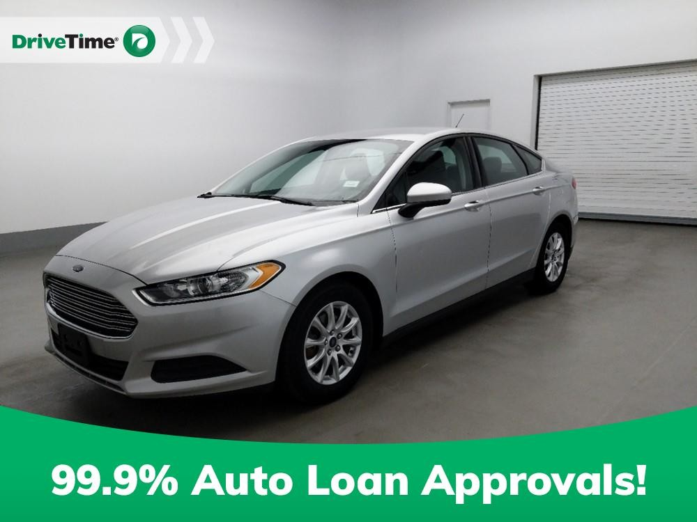 2016 Ford Fusion in Glen Burnie, MD 21061-3716