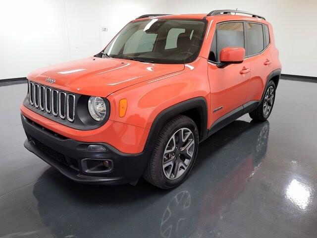 2017 Jeep Renegade in Lawrenceville, GA 30046