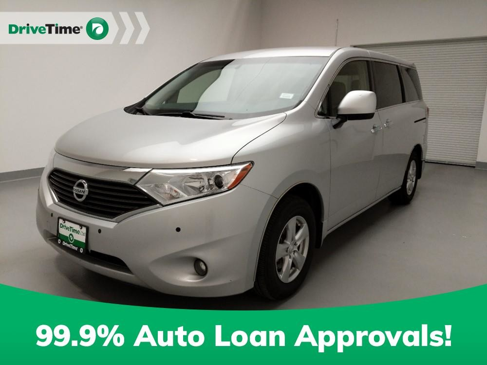 2015 Nissan Quest in Downey, CA 90241-5321