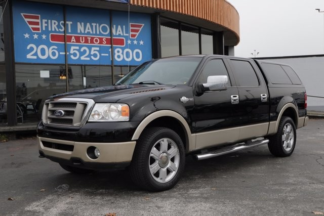 2008 Ford F150 in Seattle, WA 98133