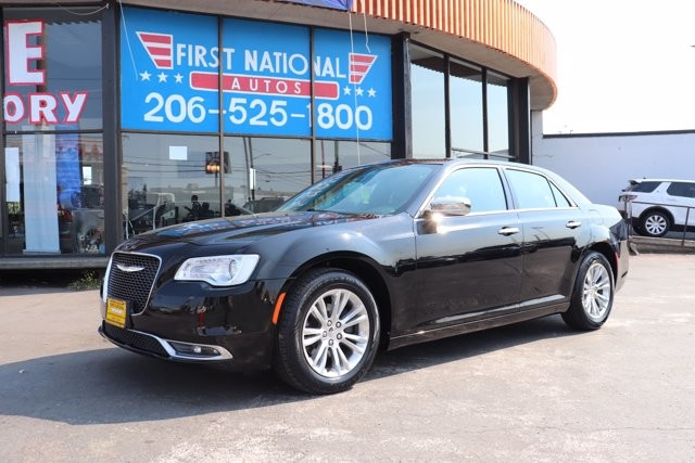 2016 Chrysler 300 in Seattle, WA 98133