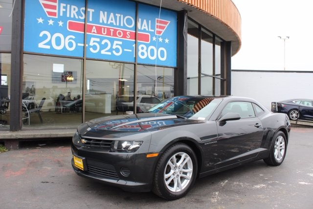 2015 Chevrolet Camaro in Seattle, WA 98133