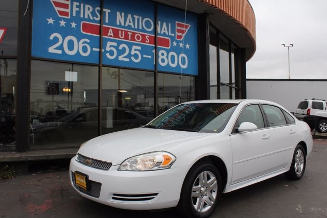 2013 Chevrolet Impala in Seattle, WA 98133