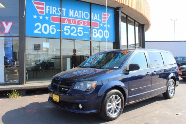 2014 Dodge Grand Caravan in Seattle, WA 98133