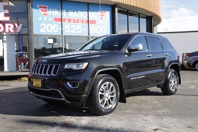 2014 Jeep Grand Cherokee in Seattle, WA 98133
