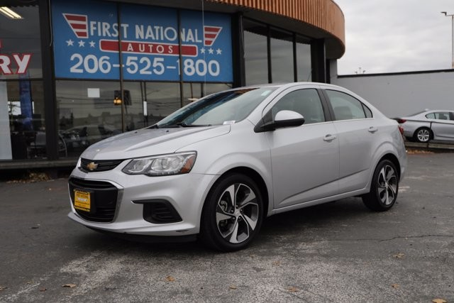2017 Chevrolet Sonic in Seattle, WA 98133
