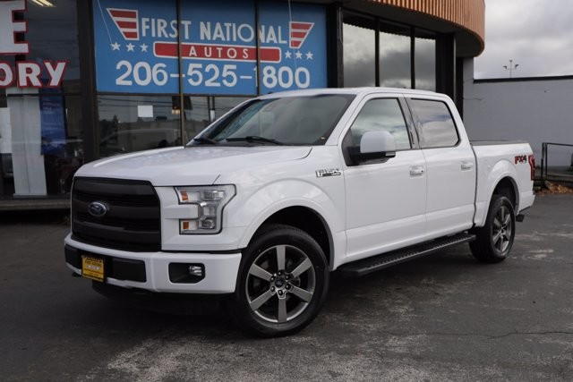2016 Ford F150 in Seattle, WA 98133