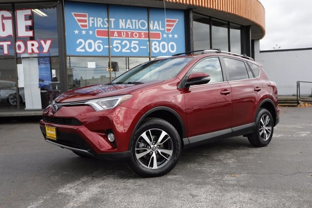 2018 Toyota RAV4 in Seattle, WA 98133