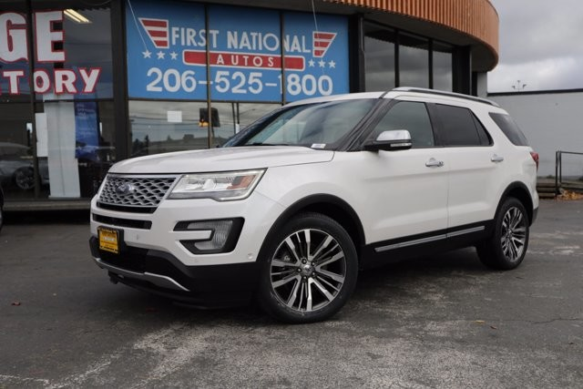 2016 Ford Explorer in Seattle, WA 98133