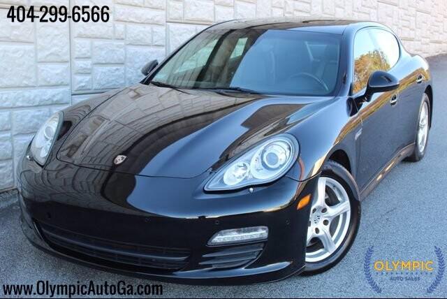 2012 Porsche Panamera in Decatur, GA 30032