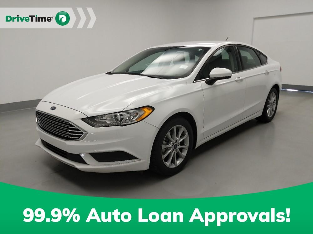 2017 Ford Fusion in Louisville, KY 40258-1407