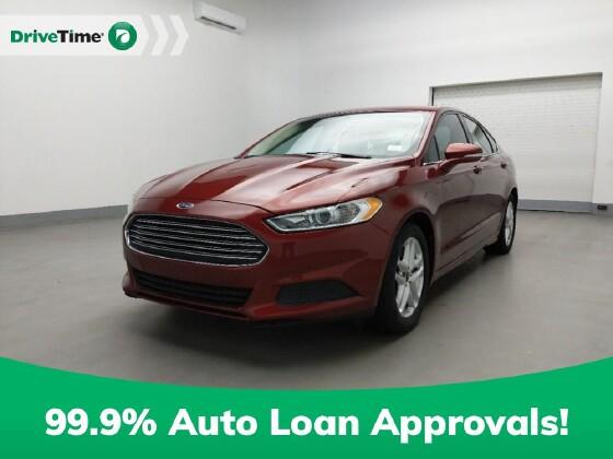 2014 Ford Fusion in Stone Mountain, GA 30083 - 1727368