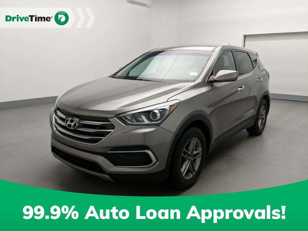 2018 Hyundai Santa Fe in Marietta, GA 30060-6517