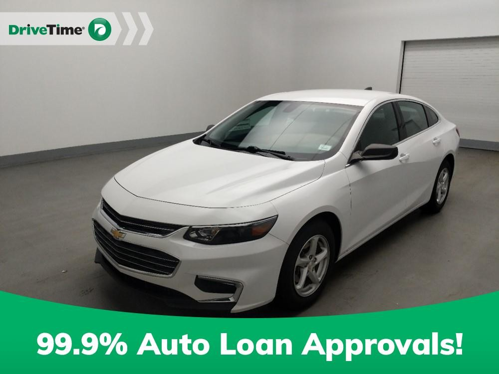 2018 Chevrolet Malibu in Stone Mountain, GA 30083-3215