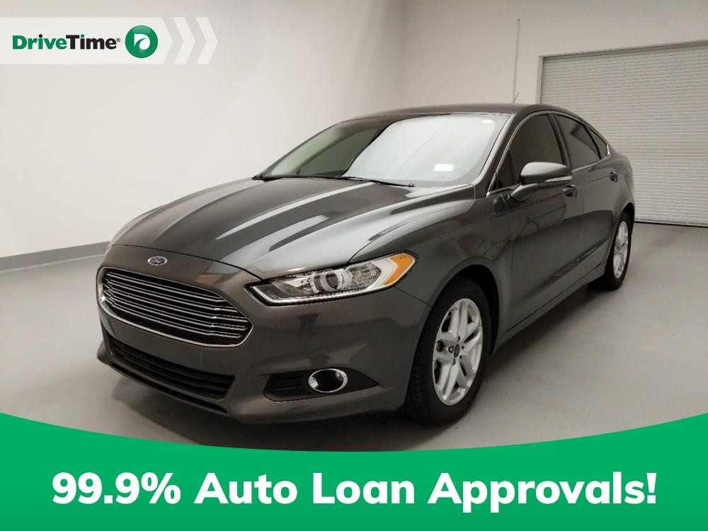 2016 Ford Fusion in Torrance, CA 90504-4510