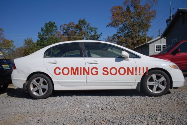 2008 Honda Civic in Birmingham, AL 35215-4048