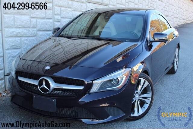 2015 Mercedes-Benz CLA 250 in Decatur, GA 30032