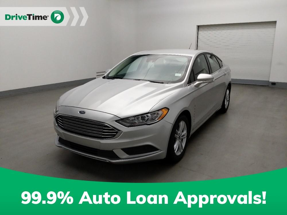 2018 Ford Fusion in Stone Mountain, GA 30083-3215