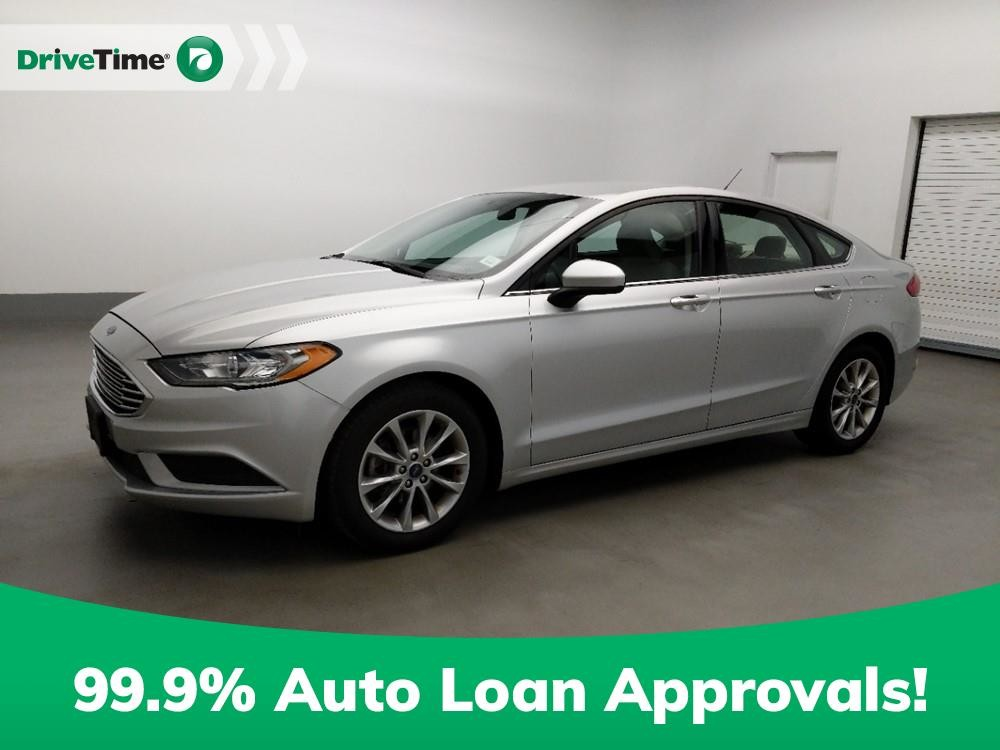 2017 Ford Fusion in Glen Burnie, MD 21061-3716