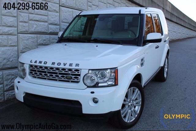 2012 Land Rover LR4 in Decatur, GA 30032