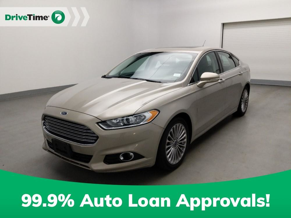 2016 Ford Fusion in Stone Mountain, GA 30083-3215