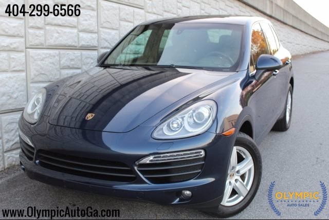 2013 Porsche Cayenne in Decatur, GA 30032