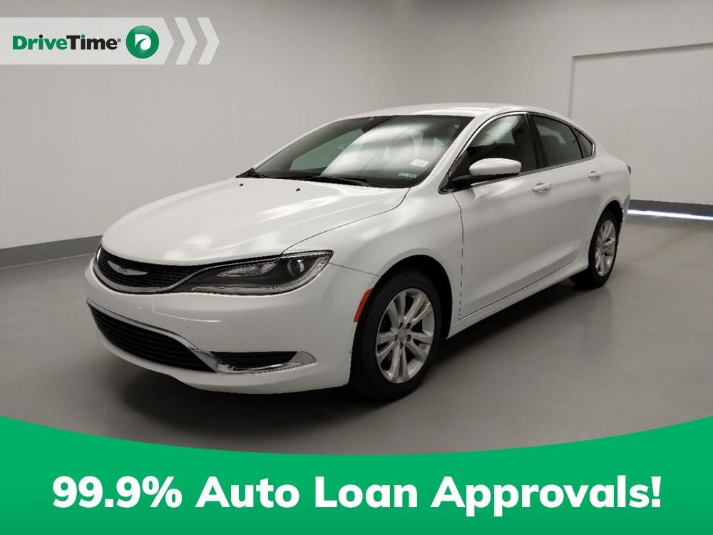 2016 Chrysler 200 in Louisville, KY 40258-1407