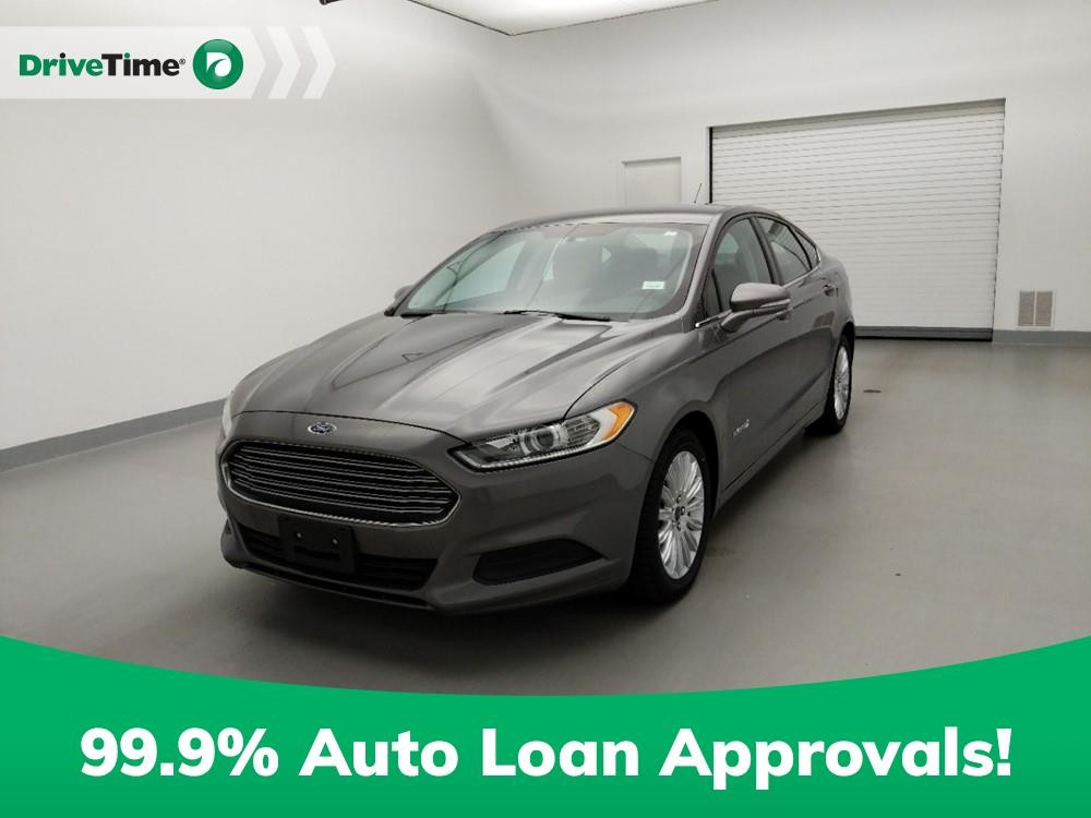 2014 Ford Fusion in Gastonia, NC 28056