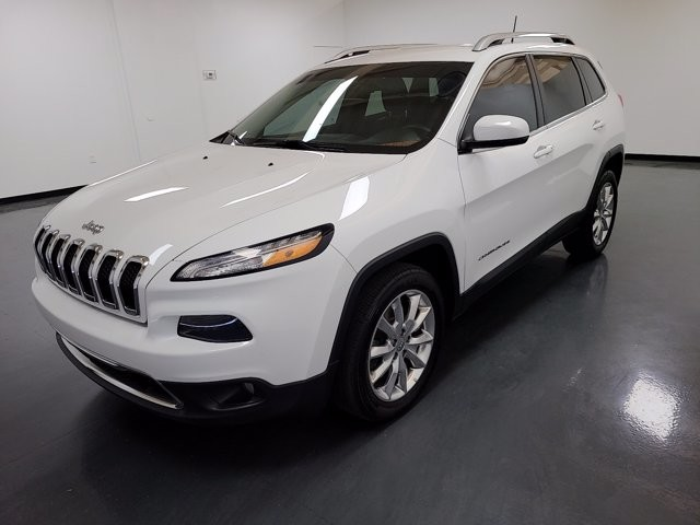 2016 Jeep Cherokee in Stone Mountain, GA 30083
