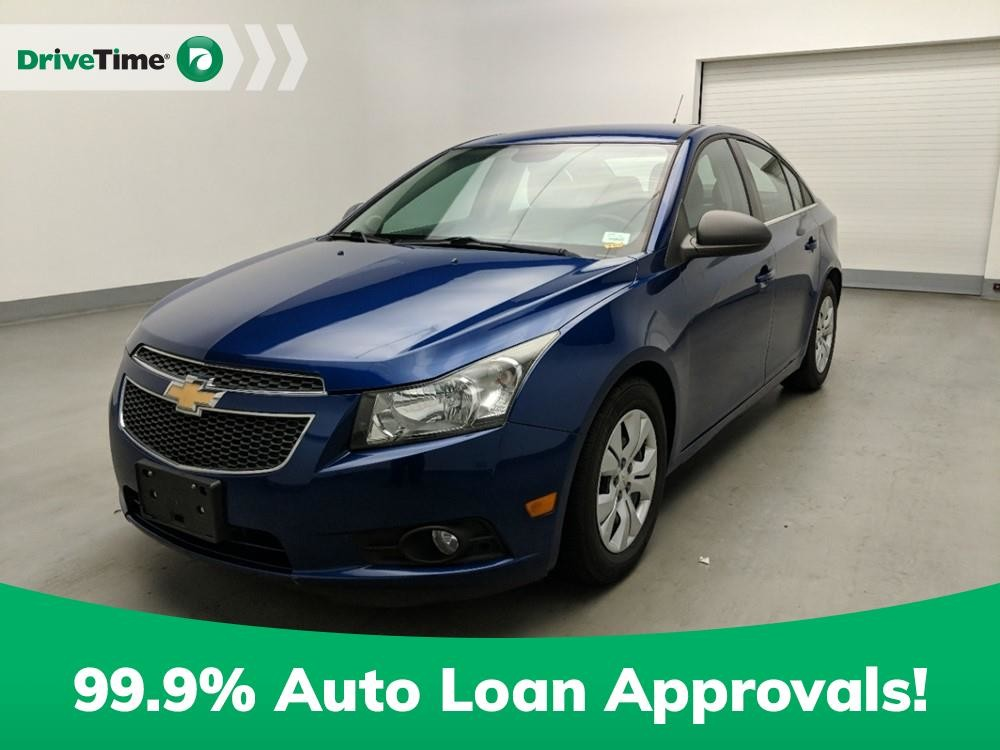 2012 Chevrolet Cruze in Stone Mountain, GA 30083-3215