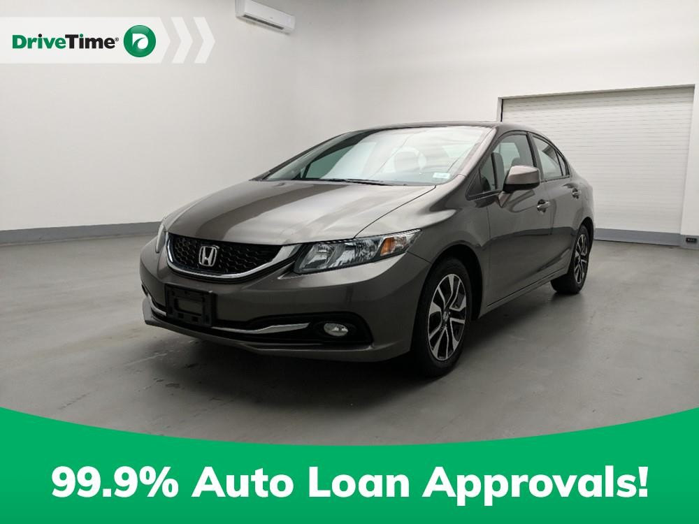 2013 Honda Civic in Duluth, GA 30096-4646