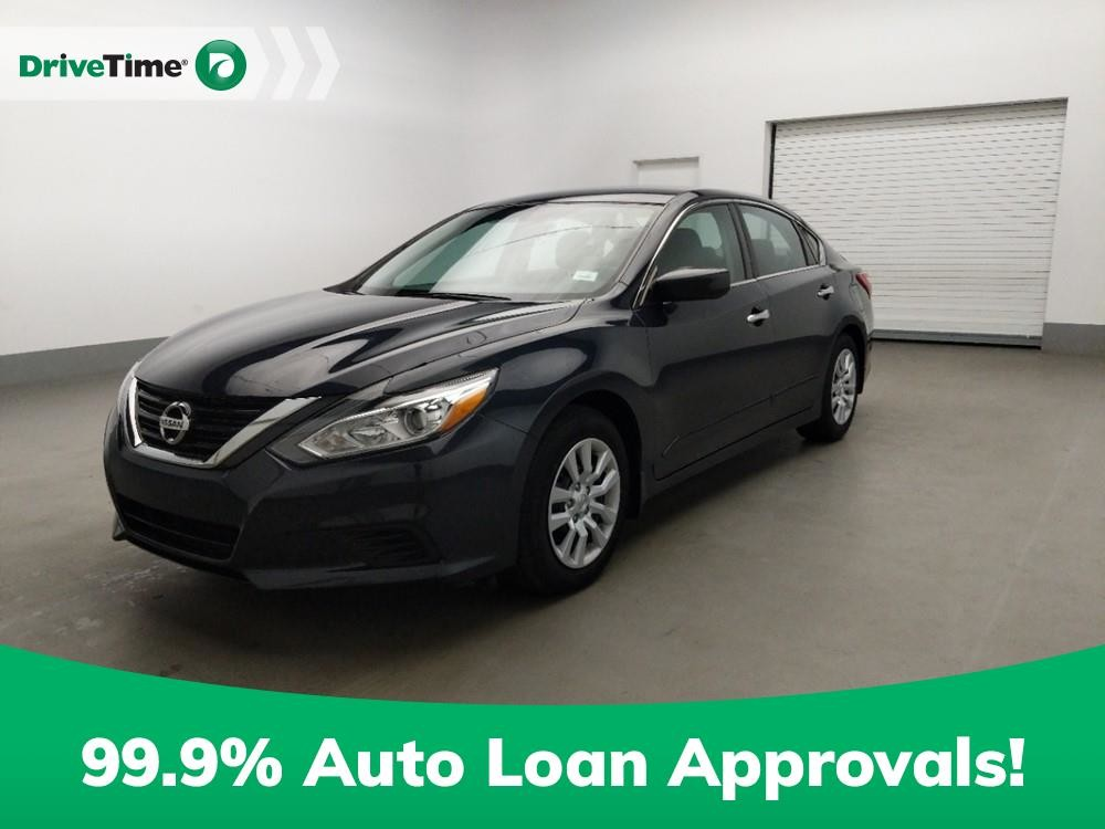2017 Nissan Altima in Glen Burnie, MD 21061-3716