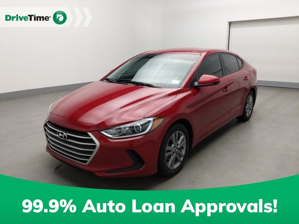 2018 Hyundai Elantra in Stone Mountain, GA 30083-3215