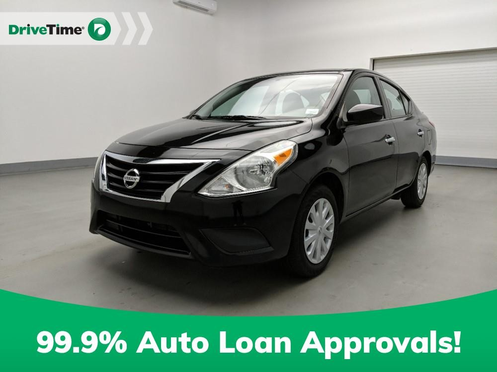 2019 Nissan Versa in Stone Mountain, GA 30083