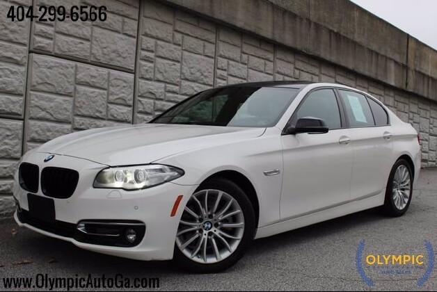 2014 BMW 528i xDrive in Decatur, GA 30032 - 1750545