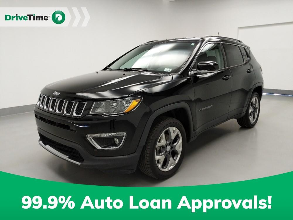 2018 Jeep Compass in Louisville, KY 40258