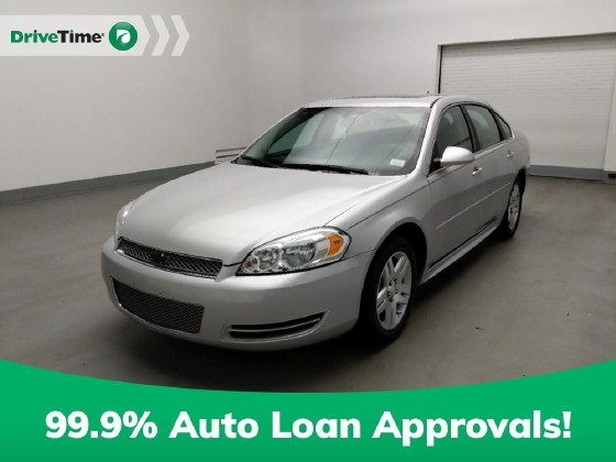 2015 Chevrolet Impala in Stone Mountain, GA 30083 - 1751926