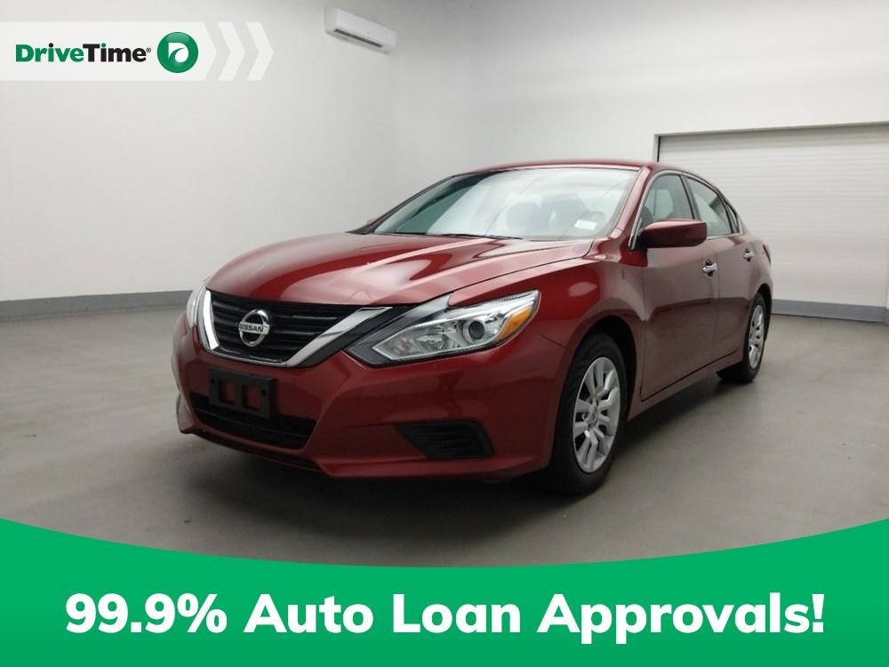 2016 Nissan Altima in Stone Mountain, GA 30083