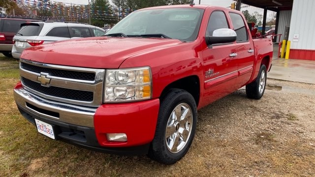 2011 Chevrolet Silverado 1500 in Livingston, TX 77351