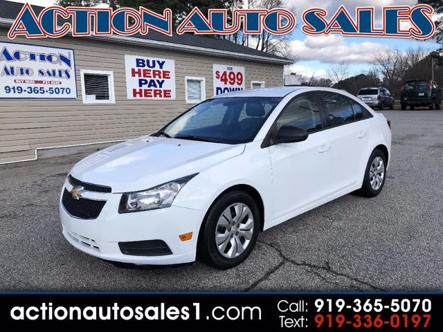 2014 Chevrolet Cruze in Wendell, NC 27591