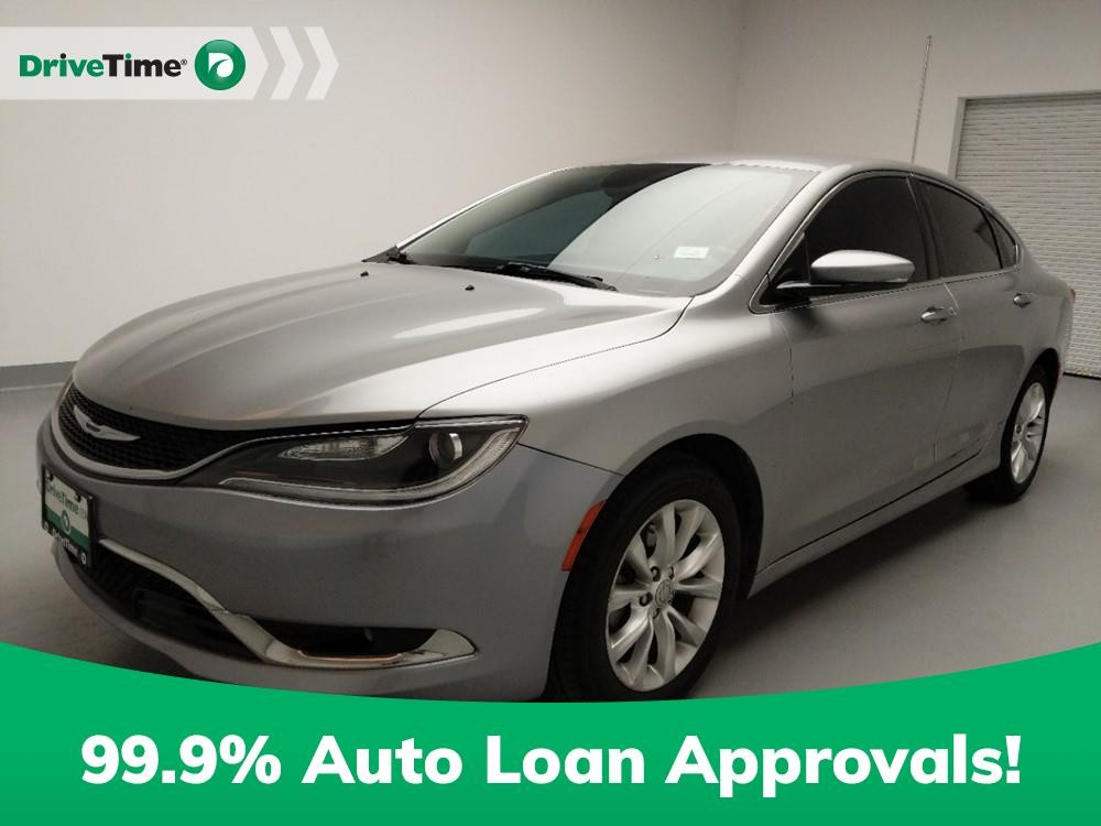 2015 Chrysler 200 in Downey, CA 90241