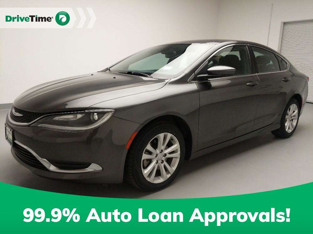 2016 Chrysler 200 in Downey, CA 90241
