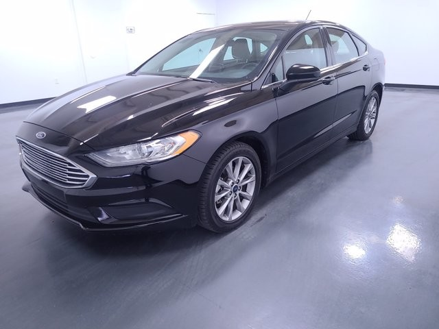 2017 Ford Fusion in Lawreenceville, GA 30043