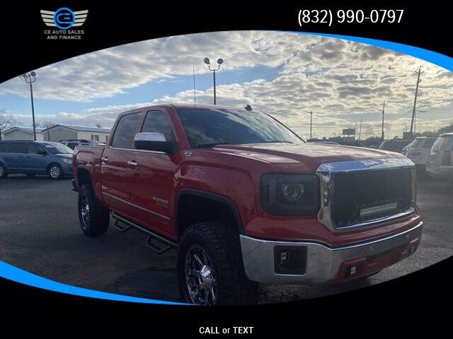 2014 GMC Sierra 1500 in Baytown, TX 77520